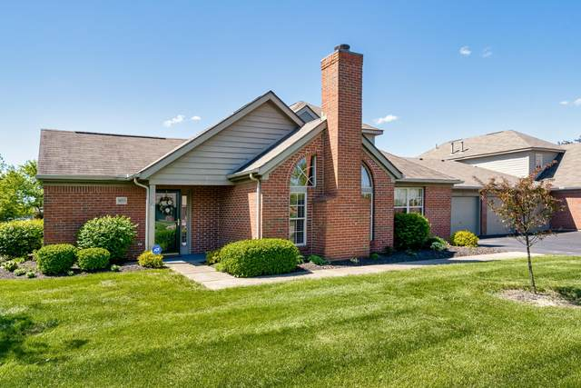 3855 Oakbrook Lane, Powell, OH 43065 (MLS #221015867) :: The Gale Group