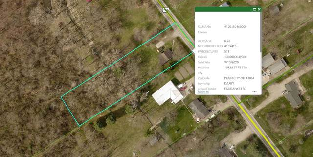 10215 State Route 736, Plain City, OH 43064 (MLS #221015872) :: Berkshire Hathaway HomeServices Crager Tobin Real Estate