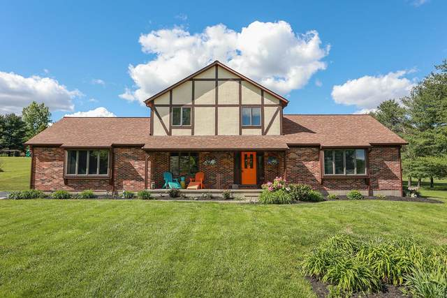 7768 Ohio Northern Drive NW, Lancaster, OH 43130 (MLS #221015878) :: The Tobias Real Estate Group