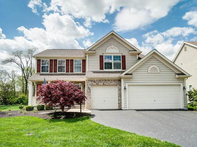 6702 Golden Way, Powell, OH 43065 (MLS #221015885) :: The Tobias Real Estate Group