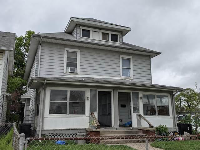 1724 Lagonda Avenue, Springfield, OH 45503 (MLS #221015907) :: The Holden Agency