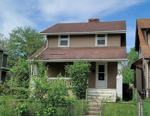 95 S Eureka Avenue, Columbus, OH 43204 (MLS #221015921) :: Exp Realty