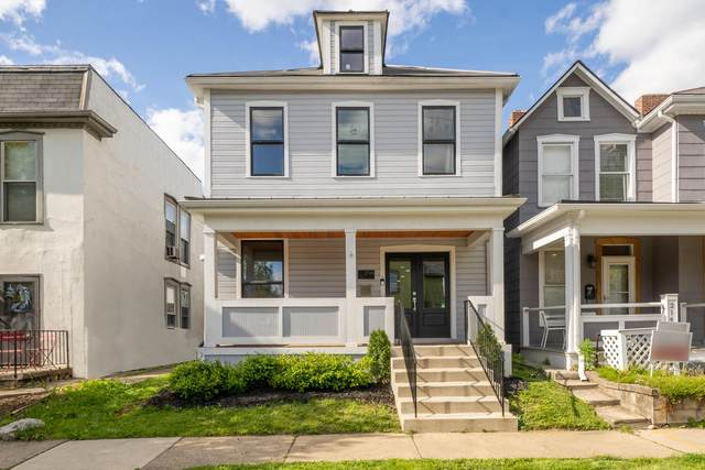 216 W 3rd Avenue, Columbus, OH 43201 (MLS #221015923) :: The Tobias Real Estate Group