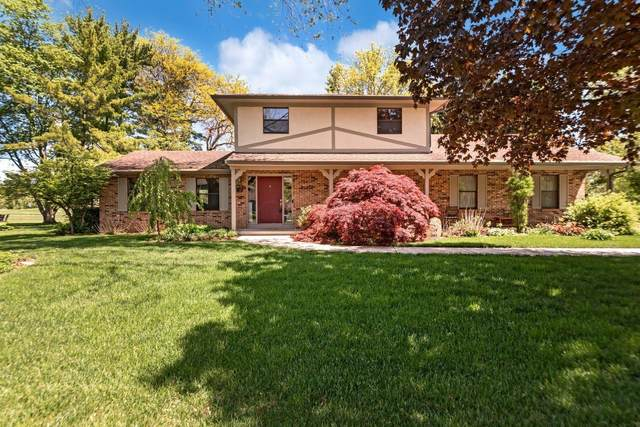 1284 Clubview Boulevard S, Columbus, OH 43235 (MLS #221015949) :: The Raines Group