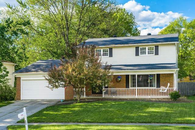 606 Fawndale Place, Columbus, OH 43230 (MLS #221015950) :: The Willcut Group