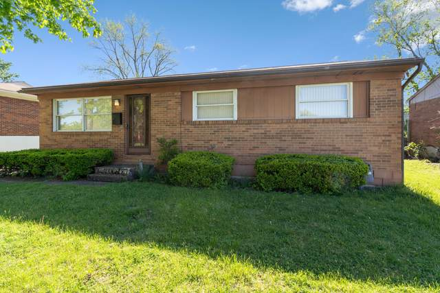 5470 Roche Drive, Columbus, OH 43229 (MLS #221015966) :: The Raines Group