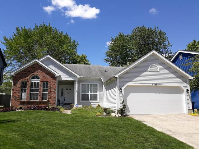 2719 Westbreeze Drive, Hilliard, OH 43026 (MLS #221015974) :: The Willcut Group