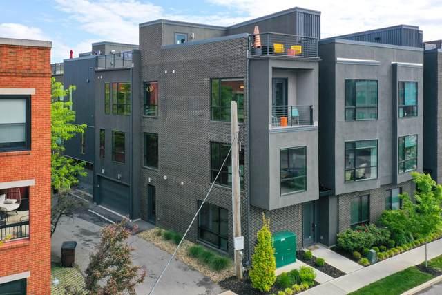 228 Neruda Avenue #19, Columbus, OH 43215 (MLS #221015981) :: Sam Miller Team