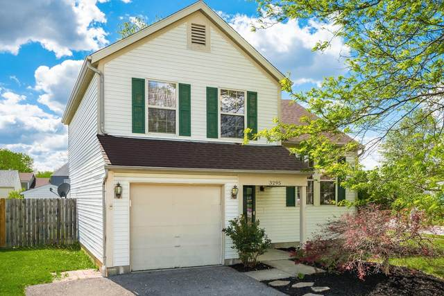 3295 Culloden Court, Reynoldsburg, OH 43068 (MLS #221015986) :: The Tobias Real Estate Group