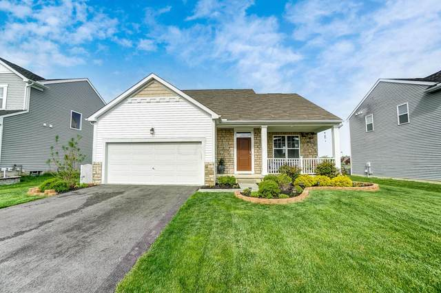 2059 Trophy Drive, Marysville, OH 43040 (MLS #221015990) :: The Raines Group
