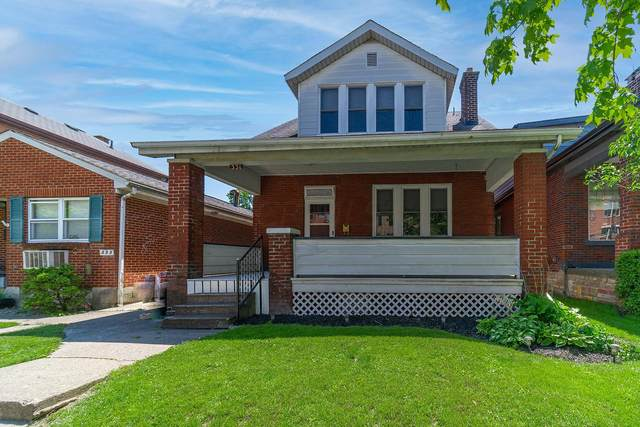 331 Thurman Avenue, Columbus, OH 43206 (MLS #221016010) :: The Willcut Group