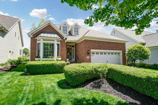 9154 Moors Place N, Dublin, OH 43017 (MLS #221016024) :: ERA Real Solutions Realty