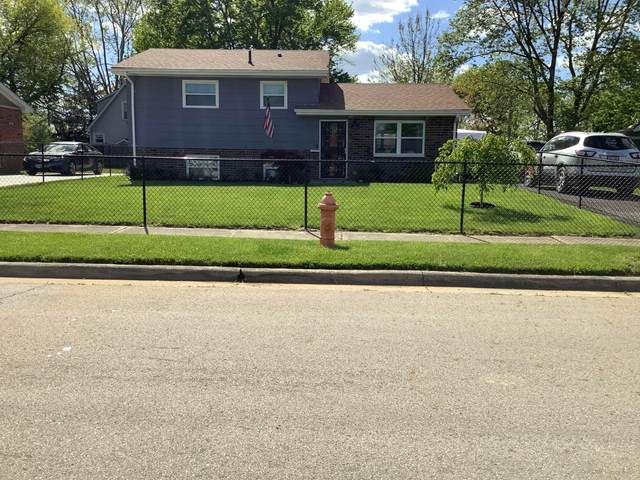 3473 S South 8th Street, Columbus, OH 43207 (MLS #221016041) :: The Tobias Real Estate Group