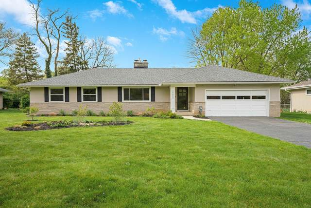2233 Lytham Road, Upper Arlington, OH 43220 (MLS #221016051) :: LifePoint Real Estate