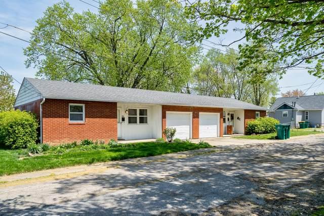 166-168 Lincoln Street, West Jefferson, OH 43162 (MLS #221016080) :: Susanne Casey & Associates