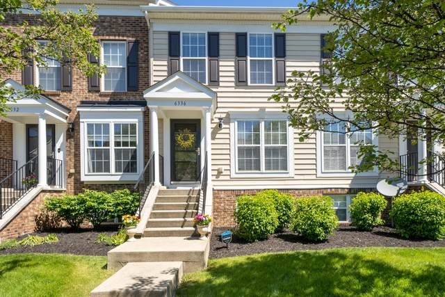 6336 Hares Ear Drive 39-633, Gahanna, OH 43230 (MLS #221016082) :: Shannon Grimm & Partners Team