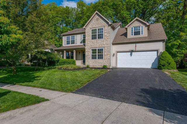 1264 Blacksmith Drive, Westerville, OH 43081 (MLS #221016105) :: Exp Realty