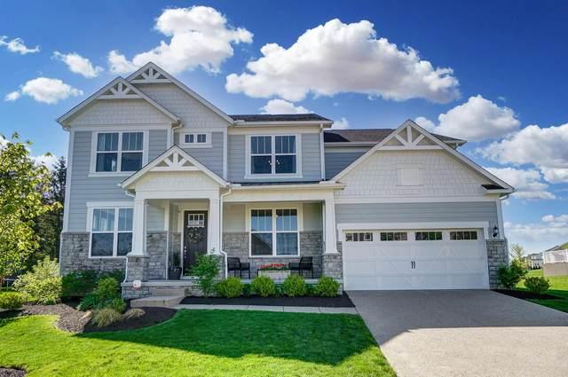 10616 Black Oak Drive, Plain City, OH 43064 (MLS #221016114) :: The Tobias Real Estate Group