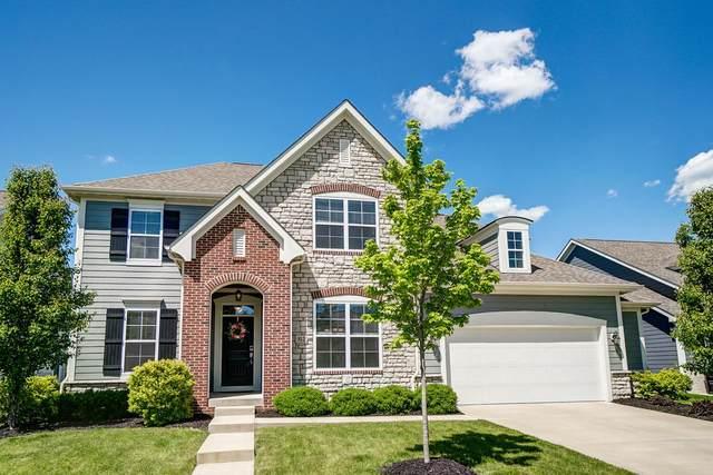 812 Bigham Ridge Boulevard, Westerville, OH 43081 (MLS #221016120) :: ERA Real Solutions Realty
