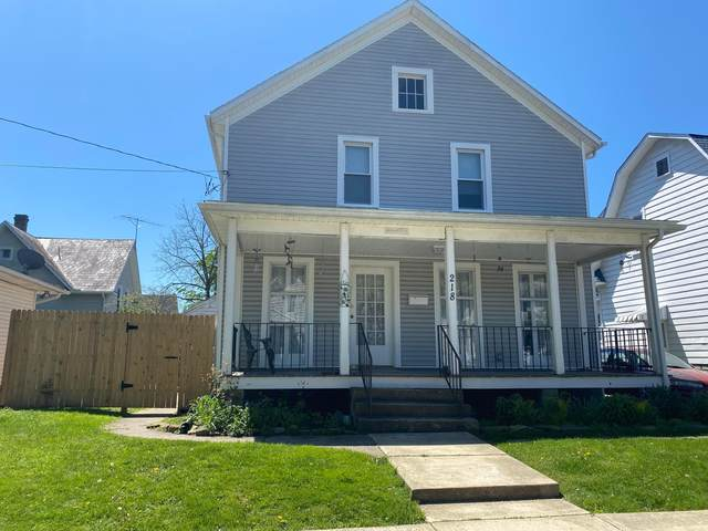 218 E Sugar Street, Mount Vernon, OH 43050 (MLS #221016124) :: Sam Miller Team