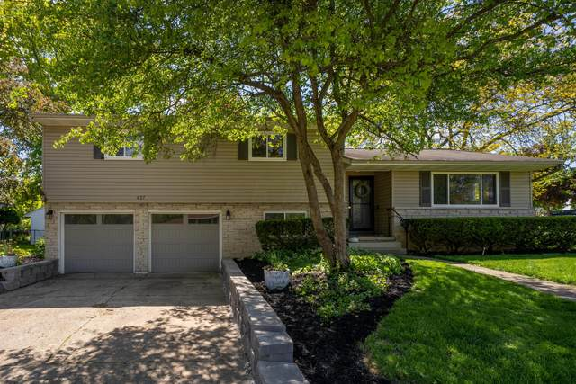 437 Potawatomi Drive, Westerville, OH 43081 (MLS #221016128) :: Jamie Maze Real Estate Group
