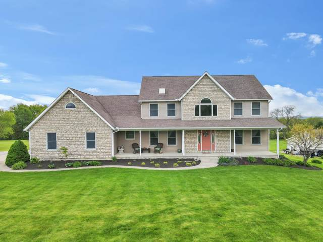 8138 Somerset Road, Thornville, OH 43076 (MLS #221016135) :: ERA Real Solutions Realty