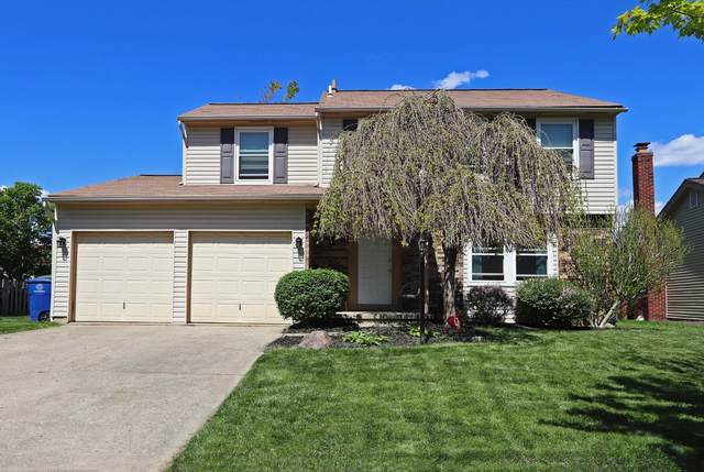 2200 Surrywood Drive, Dublin, OH 43016 (MLS #221016153) :: ERA Real Solutions Realty