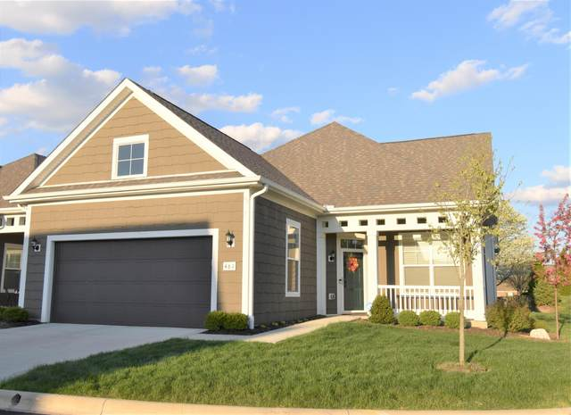 461 Summer Tree Way, Lewis Center, OH 43035 (MLS #221016197) :: Exp Realty