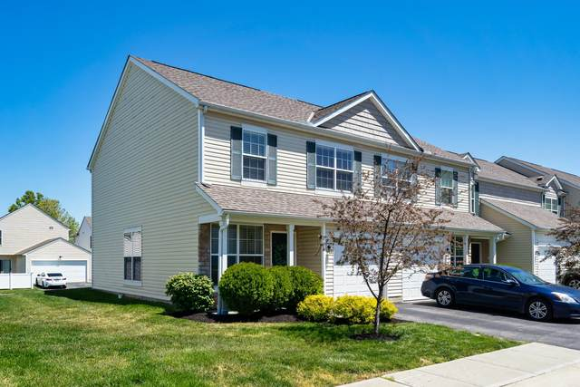 6176 Brassie Avenue #401, Westerville, OH 43081 (MLS #221016198) :: ERA Real Solutions Realty