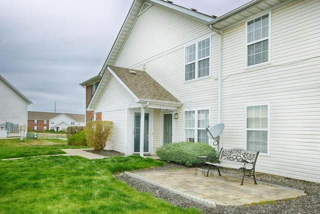 5510 Garden Ridge, Columbus, OH 43228 (MLS #221016219) :: The Tobias Real Estate Group