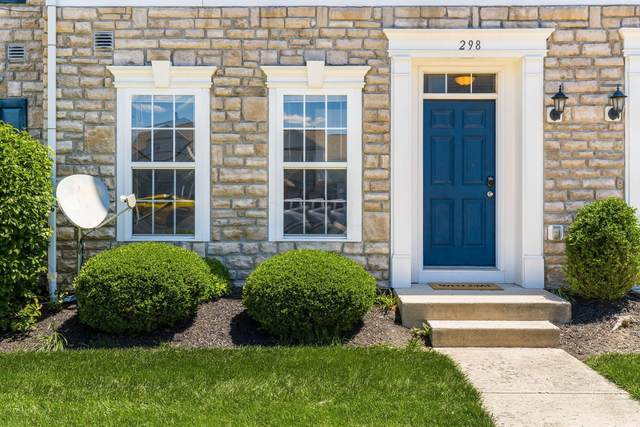 298 Silver Maple Drive, Blacklick, OH 43004 (MLS #221016221) :: The Jeff and Neal Team | Nth Degree Realty