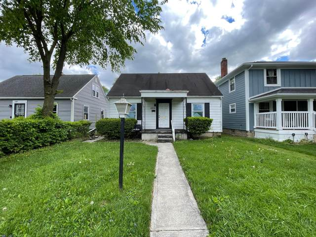 2231 Dartmouth Avenue, Columbus, OH 43219 (MLS #221016236) :: The Gale Group