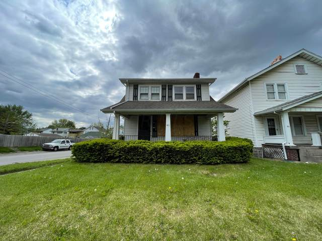 91 N Hague Avenue, Columbus, OH 43204 (MLS #221016239) :: Exp Realty