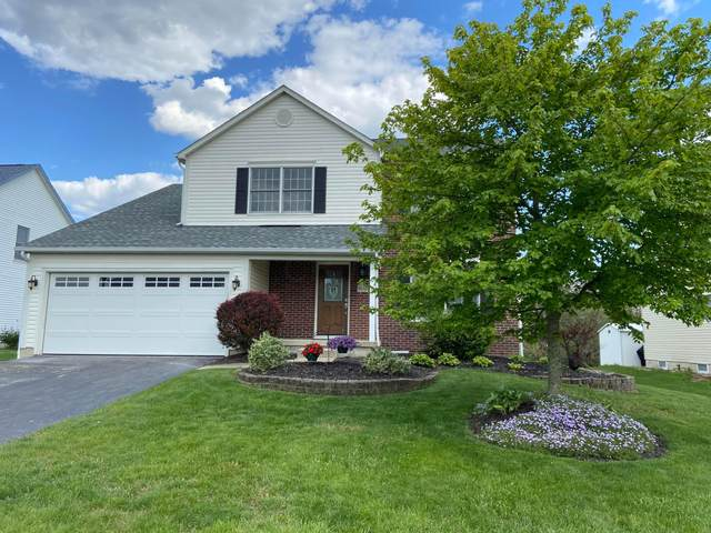 9165 Firstgate Drive, Reynoldsburg, OH 43068 (MLS #221016250) :: The Raines Group