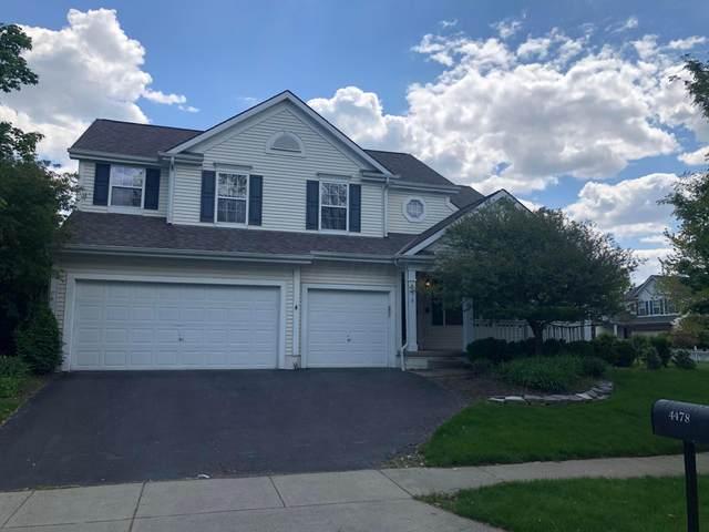 4478 Haybury Drive, New Albany, OH 43054 (MLS #221016260) :: Susanne Casey & Associates