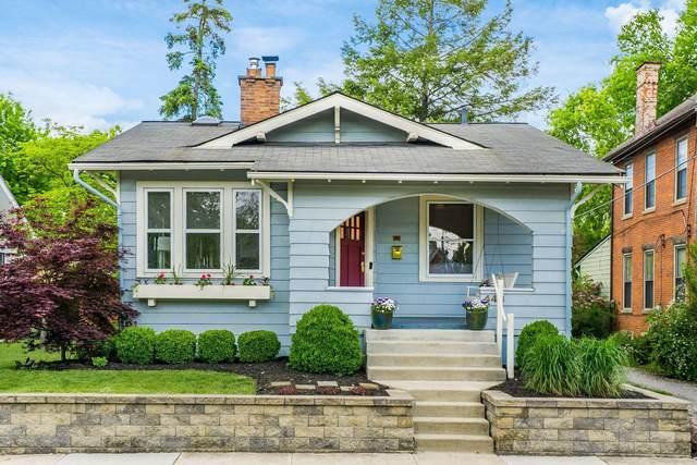 448 E Kossuth Street, Columbus, OH 43206 (MLS #221016272) :: Susanne Casey & Associates