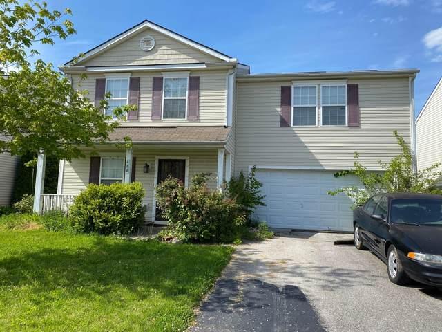 484 Wyndham Ridge Drive, Columbus, OH 43207 (MLS #221016338) :: MORE Ohio