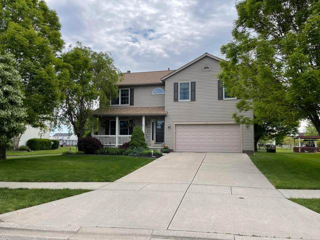 3786 Lake Cumberland Way, Grove City, OH 43123 (MLS #221016363) :: Greg & Desiree Goodrich | Brokered by Exp