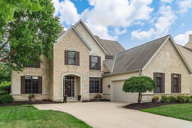 4541 Hickory Rock Drive, Powell, OH 43065 (MLS #221016378) :: Susanne Casey & Associates
