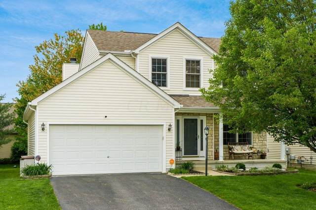 1161 Mcneil Drive, Blacklick, OH 43004 (MLS #221016425) :: The Tobias Real Estate Group