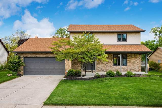 2104 Presley Drive, Grove City, OH 43123 (MLS #221016457) :: Greg & Desiree Goodrich | Brokered by Exp