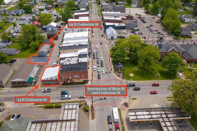 13 E Coshocton Street, Johnstown, OH 43031 (MLS #221016478) :: Sam Miller Team