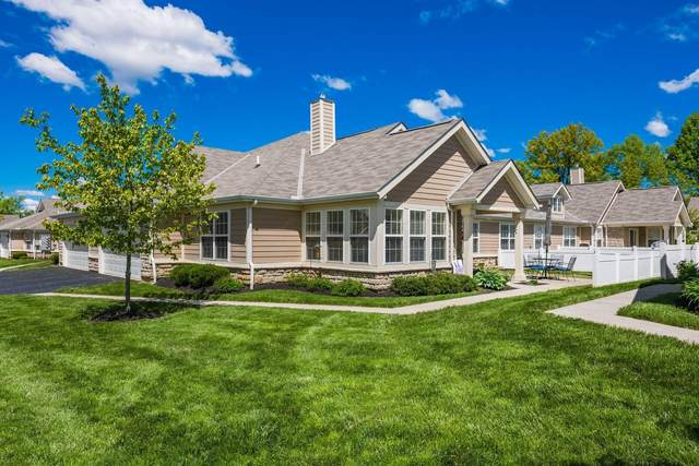 8021 Ravine Run Lane, Columbus, OH 43235 (MLS #221016504) :: Shannon Grimm & Partners Team