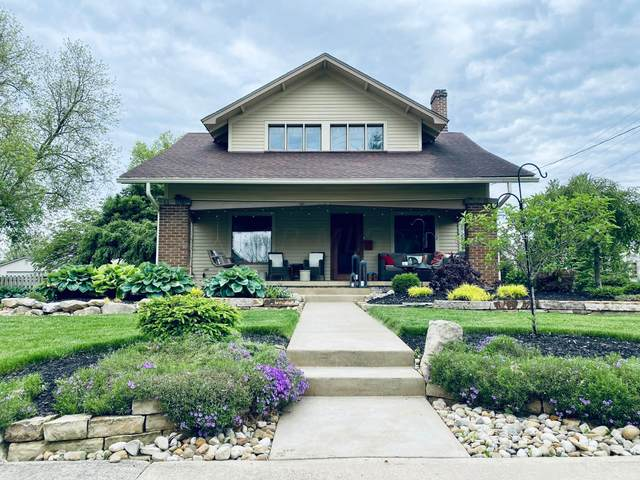 324 S Chillicothe Street, Plain City, OH 43064 (MLS #221016508) :: Greg & Desiree Goodrich | Brokered by Exp