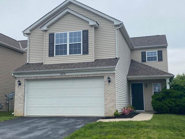 6878 Willow Bloom Drive, Canal Winchester, OH 43110 (MLS #221016539) :: Berkshire Hathaway HomeServices Crager Tobin Real Estate