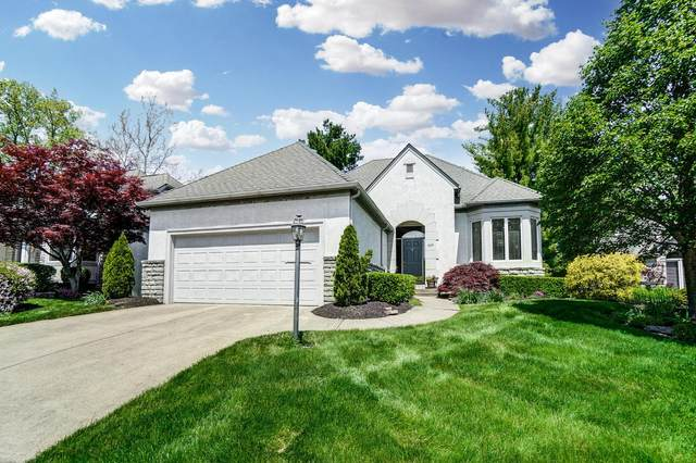 820 Crestway Drive, Columbus, OH 43235 (MLS #221016541) :: Berkshire Hathaway HomeServices Crager Tobin Real Estate
