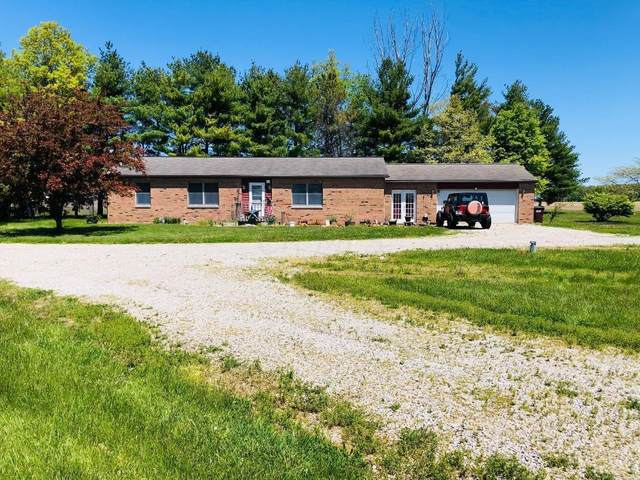 16404 Florence Chapel Pike, Circleville, OH 43113 (MLS #221016547) :: Berkshire Hathaway HomeServices Crager Tobin Real Estate