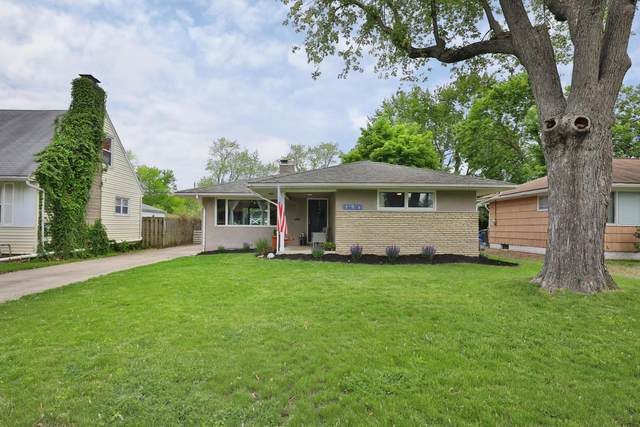 791 Brookside Drive, Columbus, OH 43209 (MLS #221016560) :: The Tobias Real Estate Group