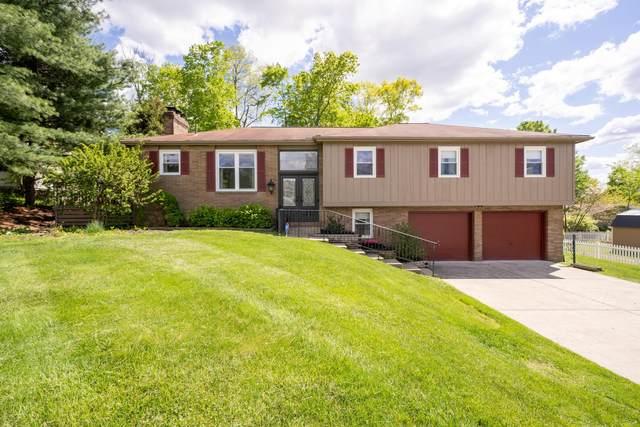 1813 Cedar Circle, Heath, OH 43056 (MLS #221016589) :: Jamie Maze Real Estate Group