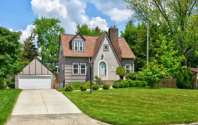 524 Garden Road, Columbus, OH 43214 (MLS #221016598) :: The Tobias Real Estate Group